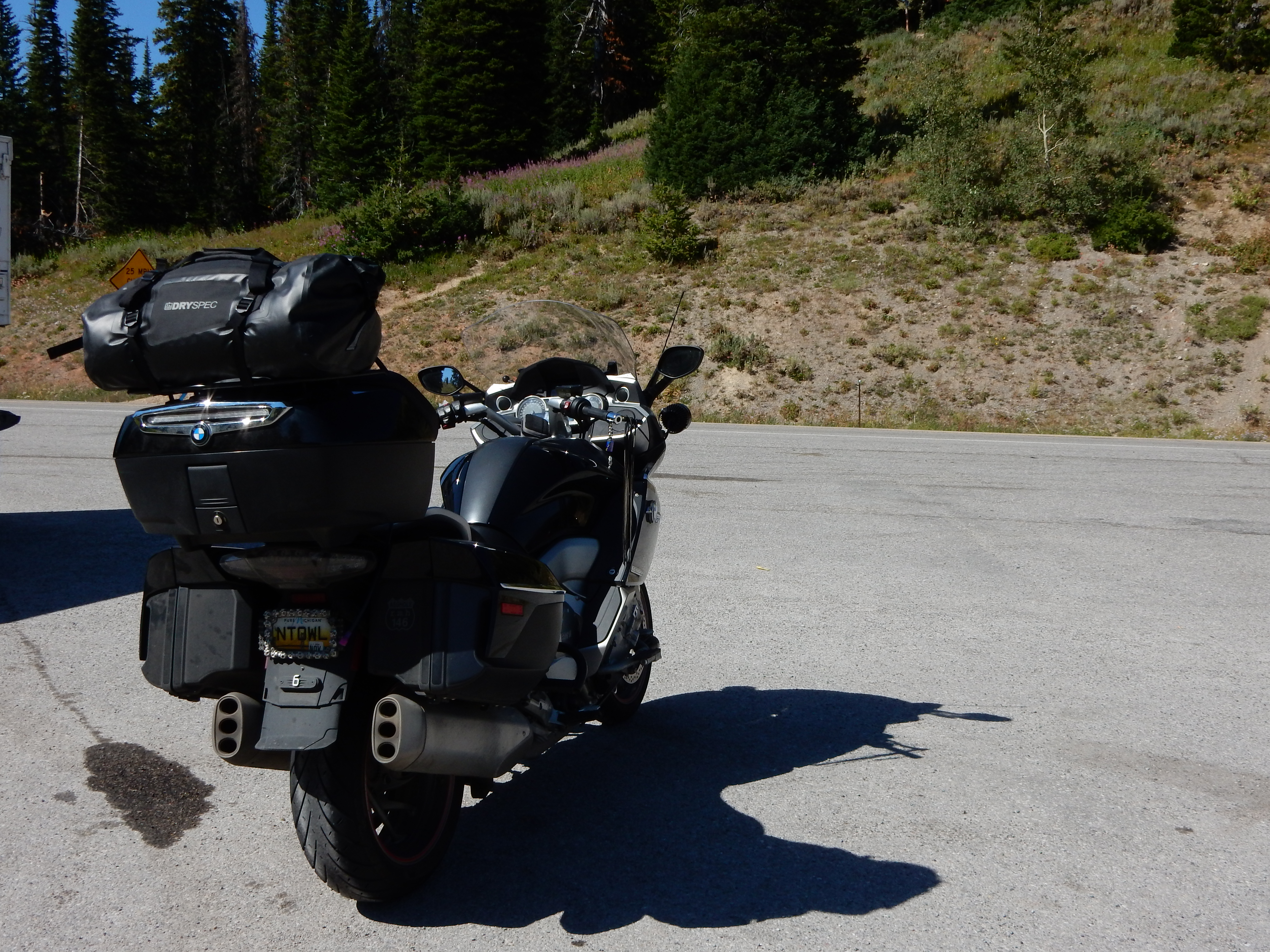 The Nightowl at Teton Pass.
