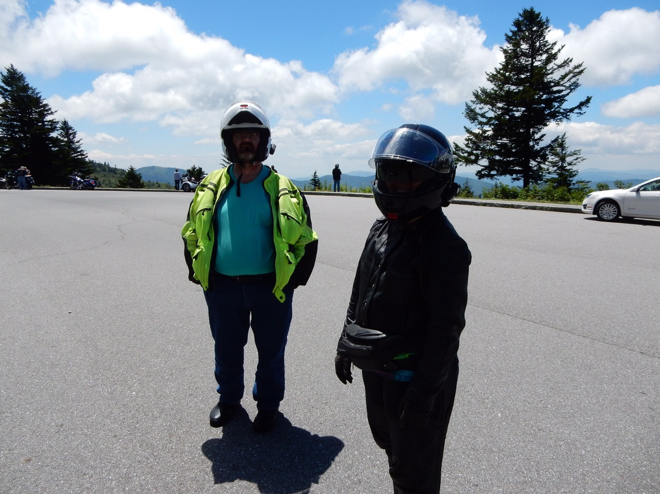 MISFIT group riders.MISFIT group riders.
