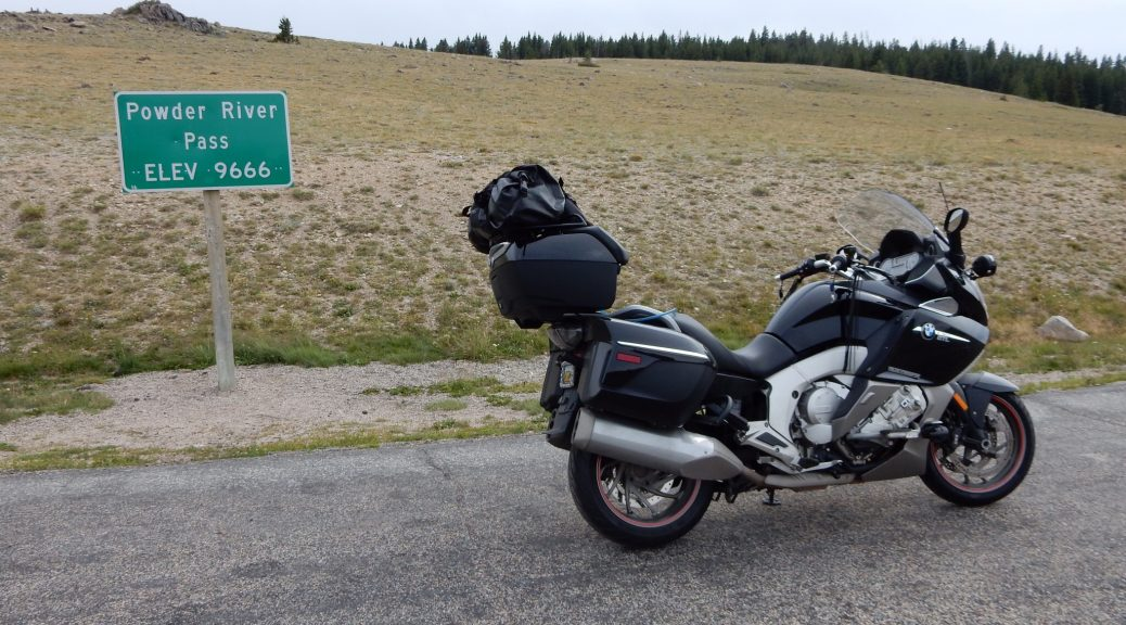 The Nightowl's first visit to Powder River Pass.