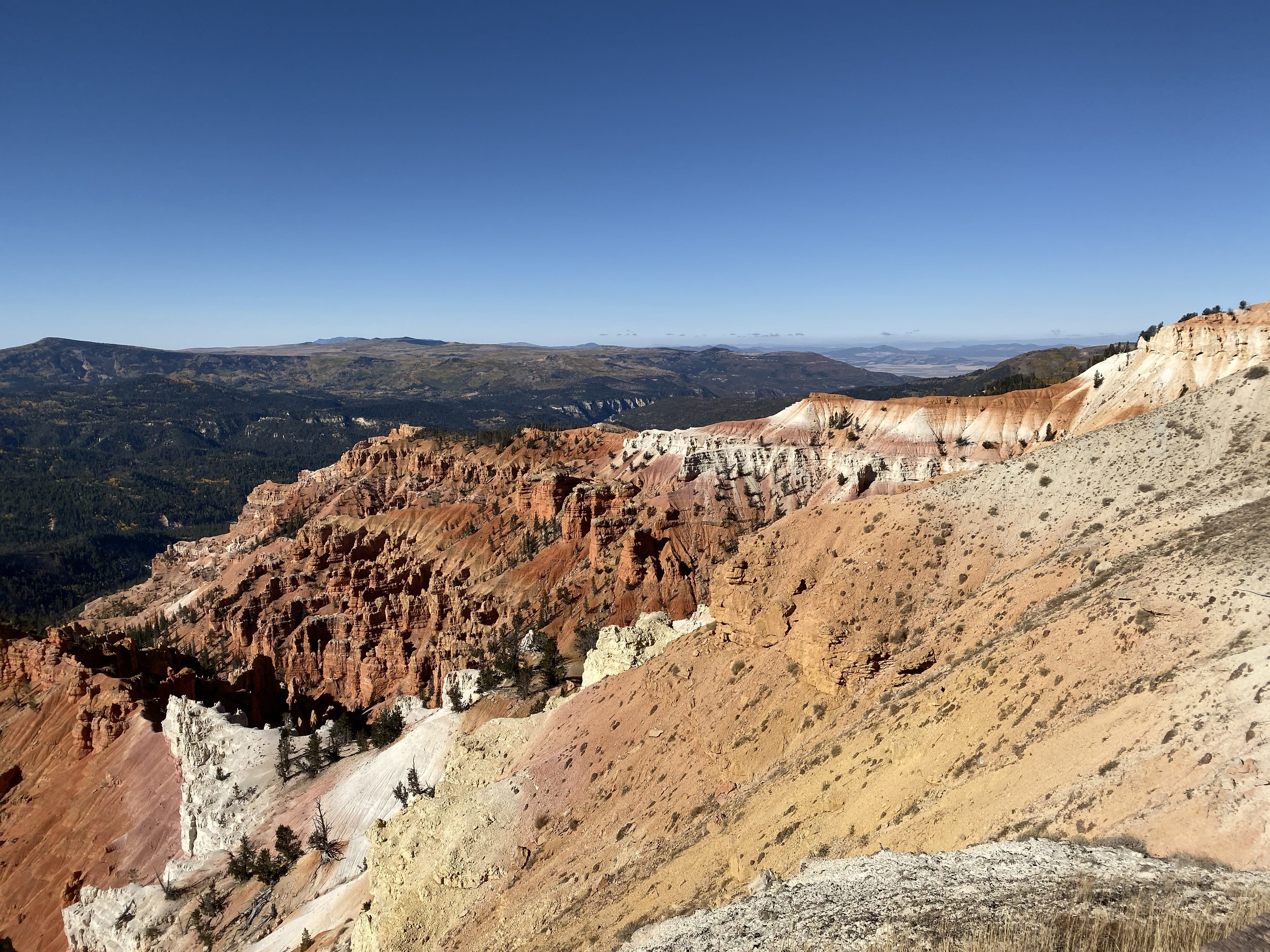 Cedar Breaks from North Overlook.